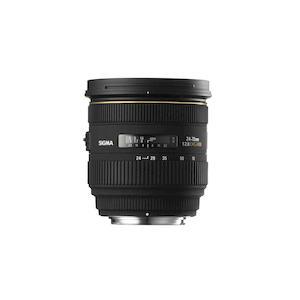 SIGMA 24-70mm f/2.8 IF EX DG HSM per Canon 6030821