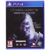 WARNER BROS La Terra di Mezzo: l'ombra di Mordor - Edizione Game of the year - PS4