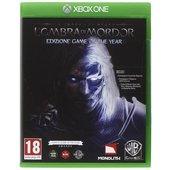 WARNER BROS La Terra di Mezzo: l'ombra di Mordor  - Edizione Game of the year - Xbox One