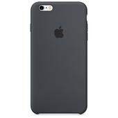 APPLE Custodia in silicone per iPhone 6s - Antracite