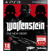 BETHESDA Wolfenstein: the new order - PS3