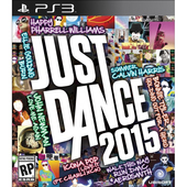 UBISOFT Just Dance 2015, PS3