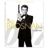 METRO-GOLDWYN-MAYER 007 the Pierce Brosnan Collection (Blu-ray)