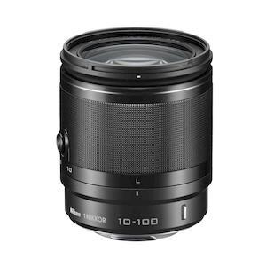 NIKON 10-100mm f/4.0-5.6 VR Black per Nikon