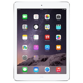 APPLE iPad Air 16GB Wi-Fi Argento