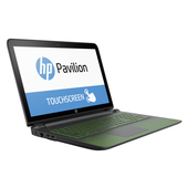 HP 15-AK002NL I7-6700HQ QUAD8GB DDR3L 1DM1TB W10 17IN