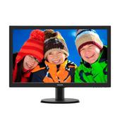 "PHILIPS 243V5LHSB LCD/TFT 23.6"" Nero Full HD"