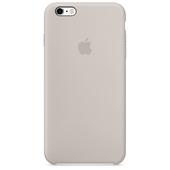 APPLE Custodia in silicone per iPhone 6s - Tortora