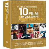 WARNER BROS 10 Film da Collezione - Best Pictures, DVD