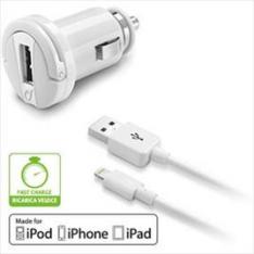 CELLULARLINE USB Car Charger Kit Ultra Apple