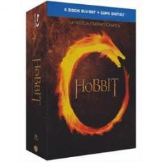 WARNER HOME VIDEO Hobbit (Lo) - La Trilogia (6 Blu-Ray)