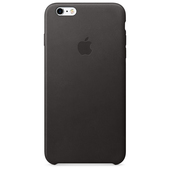 APPLE Custodia in pelle per iPhone 6s Plus - Nero