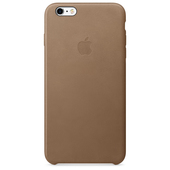 APPLE Custodia in pelle per iPhone 6s Plus - Marrone