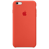 APPLE Custodia in silicone per iPhone 6s Plus - Arancione