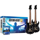 ACTIVISION Guitar Hero Live bundle