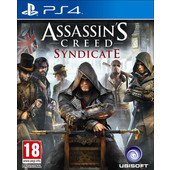 UBISOFT Assassin's creed syndicate - PS4