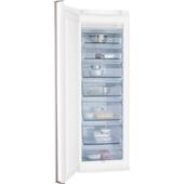 AEG A82700GNW0 Upright Freestanding White A++ 229L congelatore