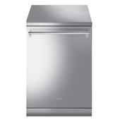 SMEG LSA13X2 Libera installazione 13coperti A+++ Acciaio inossidabile lavastoviglie