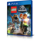 WARNER BROS Lego jurassic world - PS4