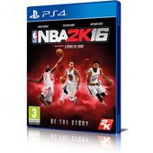 2K NBA 16 - PS4