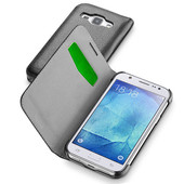 CELLULAR LINE Book Essential per Samsung Galaxy J2 nera