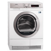 AEG T88590IS A++ Freestanding 9kg Front-load Bianco asciugatrice