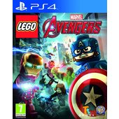 WARNER BROS Lego Marvel's Avengers - PS4