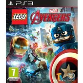 WARNER BROS Lego Marvel's Avengers - PS3