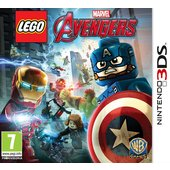 WARNER BROS Lego Marvel's Avengers - 3DS