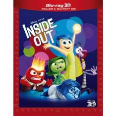 PIXAR Inside Out (3D) (Blu-Ray+Blu-Ray 3D)