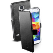 CELLULAR LINE Book Essential per Samsung Galaxy S5 (2016) nera