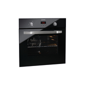 INDESIT IFG 63 K.A (BK) forno