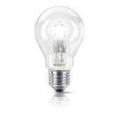 PHILIPS EcoClassic Standard lamp Lampadina alogena a goccia