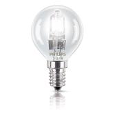 PHILIPS EcoClassic Lustre lamp Lampadina alogena forma sferica 872790083156600