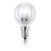 PHILIPS EcoClassic Lustre lamp Lampadina alogena forma sferica 872790083160300