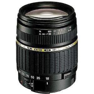 TAMRON 18-200mm f/3.5-6.3 per Canon