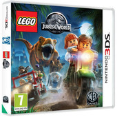 WARNER BROS Lego jurassic world - 3DS