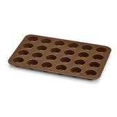 BIALETTI Teglia in silicone per muffin 24 pezzi 34 cm