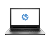 "HP 14 14-ac103nl Bianco 1.6GHz 14"" 1366 x 768Pixels N3050"