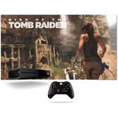 MICROSOFT 1TB Xbox One + Rise of the Tomb Raider