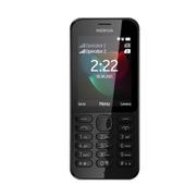 """NOKIA 222 Dual-SIM 2.4"""" 79g Nero"""