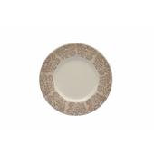 TOGNANA PORCELLANE Piatto da dessert Coimbra sabbia 20 cm