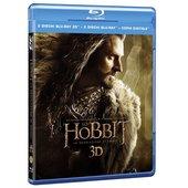 WARNER BROS Lo Hobbit - La desolazione di Smaug (Blu-ray 3D)