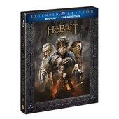 WARNER BROS Lo Hobbit - La battaglia delle cinque armate (extended edition) (Blu-ray)