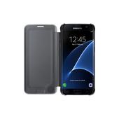 SAMSUNG EF-ZG935C Galaxy S7 edge Flip Nero