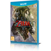 NINTENDO The legend of Zelda: twilight princess HD - Wii U