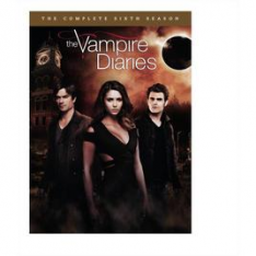 WARNER HOME VIDEO Vampire Diaries (The) - Stagione 06 (5 Dvd)