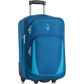 JAGUAR Trolley semirigido grande blu