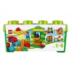 LEGO 10572 Scatola costruzioni Tutto-in-Uno