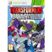 ACTIVISION Transformers: Devastation, Xbox 360